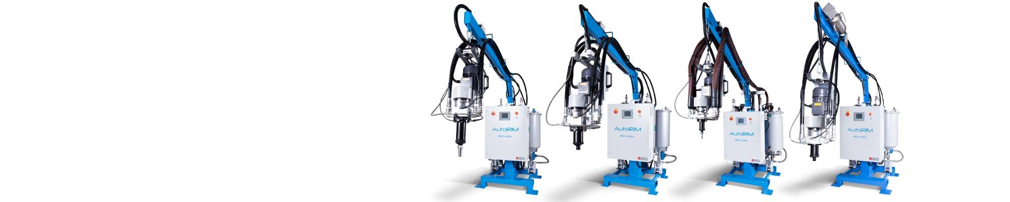 AutoRIM machines