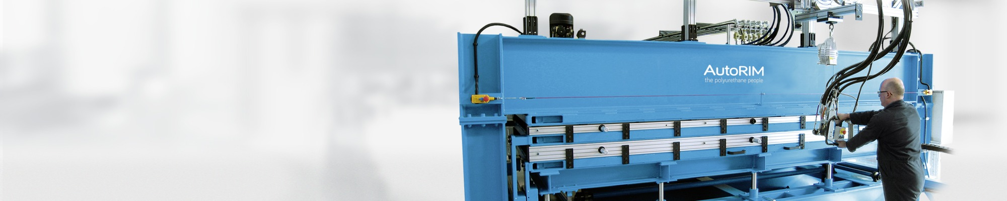 Foaming press