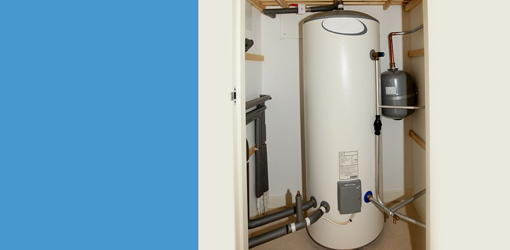Space and water heating