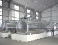 Polyurethane processor