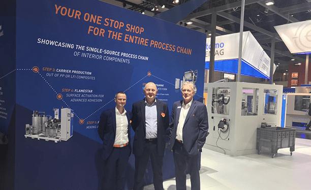AutoRIM and KraussMaffei new partnership